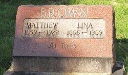 Matthew Brown