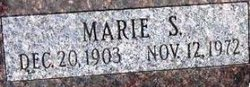 Marie Sabre <i>Mayfield</i> Cummins