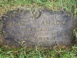 Corp Ernest G Amadio