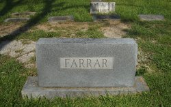 Raleigh May <i>George</i> Farrar