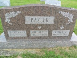 Mildred E Bazler