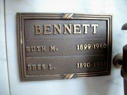 Bess Lenore Bennett