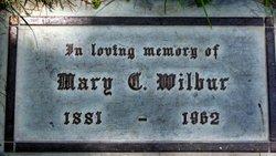 Mary Clark <i>Chatfield</i> Wilbur