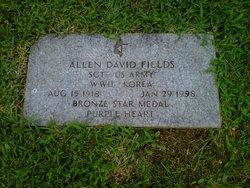 Allen David Fields