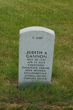 Judith A Judy <i>Hedberg</i> Gannon