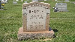 Nova E. Bruner