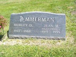 Hurley D Ammerman