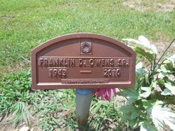 Franklin D Owens, Sr
