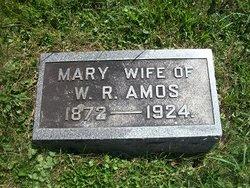 Mary <i>Ross</i> Amos