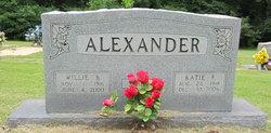 Katie F Alexander
