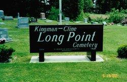 Kingman-Cline Long Point Cemetery