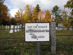 South Solon Cemetery
