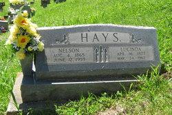 Lucinda <i>Smith</i> Hays