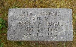 Leila Lola <i>Lankford</i> Royall