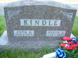 John G Kindle