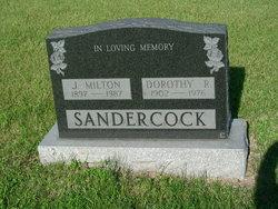John Milton Sandercock