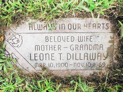 Leona T <i>Gnau</i> Dillaway