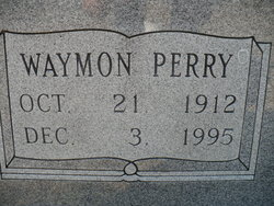 Waymon Perry Blurton