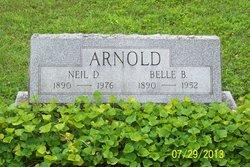 Belle <i>Beardsley</i> Arnold