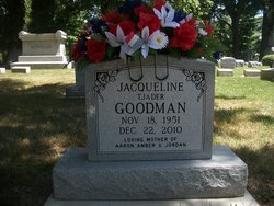 Jacqueline Tjader Jackie <i>Sears</i> Goodman