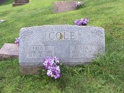 Fonda Esta <i>Talkington</i> Cole