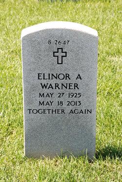 Elinor A <i>Holden</i> Warner