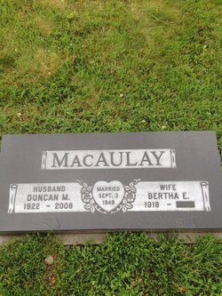 Duncan Macaulay