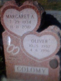 Margaret <i>Halterman</i> Colomy