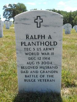 Ralph A Planthold