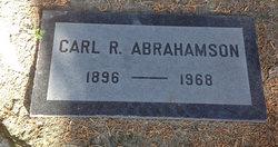 Carl R Abrahamson