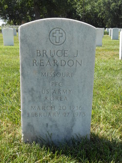 Bruce J Reardon