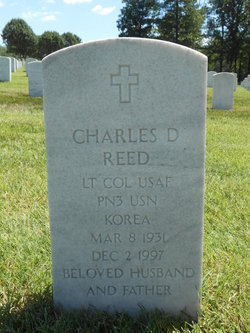 Charles D Reed