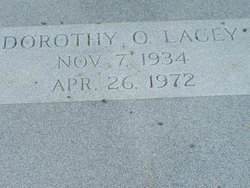Dorothy Mae Dot <i>Overby</i> Lacey