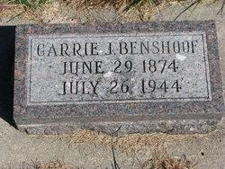 Carrie Jean <i>Tidrick</i> Benshoof