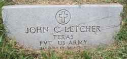 John Clay Letcher