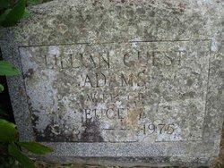 Lillian <i>Guest</i> Adams