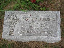 Jerrold A Alokones