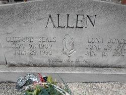 Clifford Seals Allen