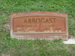 Ada H. <i>Harthill</i> Arbogast