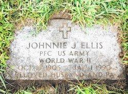 Johnnie J. Ellis