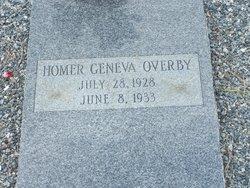 Homer Geneva Overby