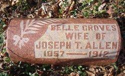 Sarah Belle <i>Groves</i> Allen