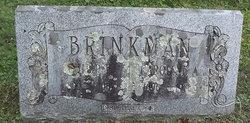 Caroline Anna <i>Hilzel</i> Brinkman
