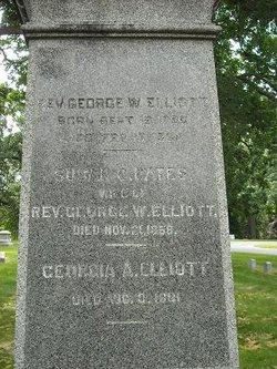 Georgia A. Elliott