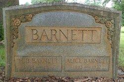 Alice <i>Heath</i> Barnett