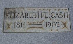 Elizabeth E. Cash
