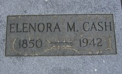 Elenora M. Cash
