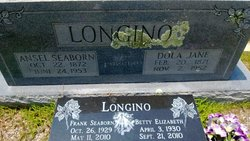 Rev Francis Seaborn Frank Longino, Jr