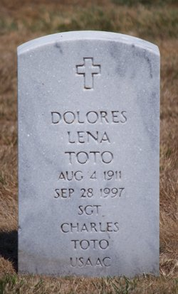 Dolores Lena Toto