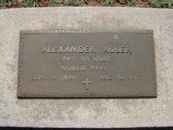 Alexander Adler